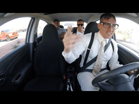 NERDY UBER DRIVER SURPRISES PASSENGERS WITH SECRET TALENT