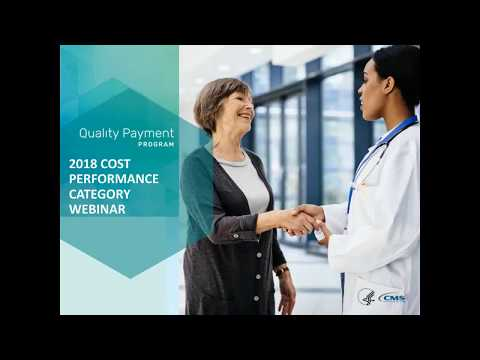 Cost Performance Category Webinar Recording