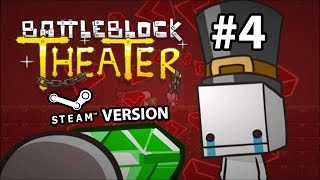 Battleblock Theater STEAM VERSION CO-OP w/Bani #4 GAMEPLAY PLAYTHROUGH WALKTHROUGH PC XBOX360