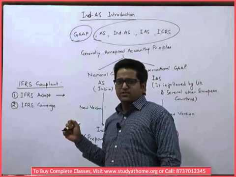 Introduction to Ind AS & IFRS by CA Raj K Agrawal