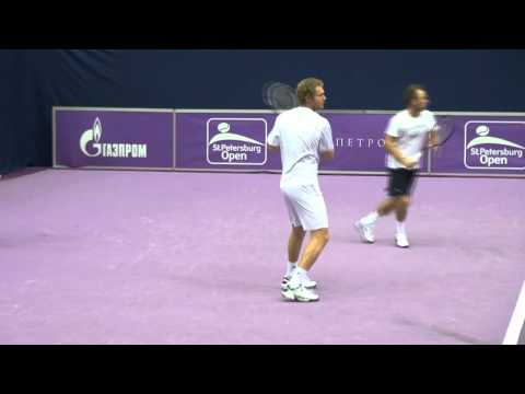 St. Petersburg Open: Dmitry Tursunov (RUS)