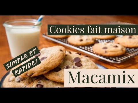 cookies-aux-pépites-de-chocolat---fait-maison---thermomix®