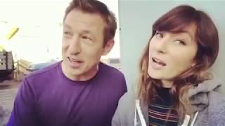 Shameless/Бесстыжие/ Светлана с мужем поют русскую песню про кота и чижика собаку/ Угар
