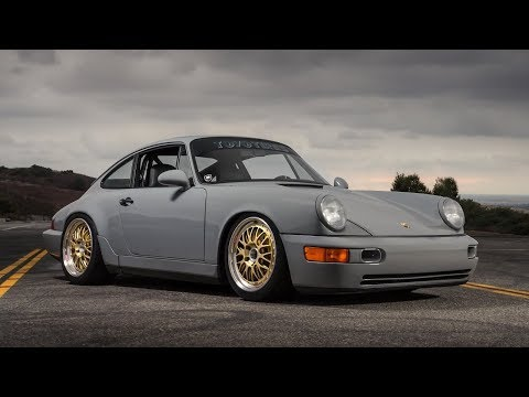 Track prepped Porsche 964 Carrera 4 Review - Are C4's any good?