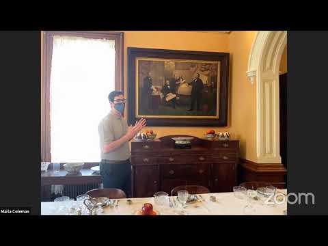 Seward House Museum Virtual Tour