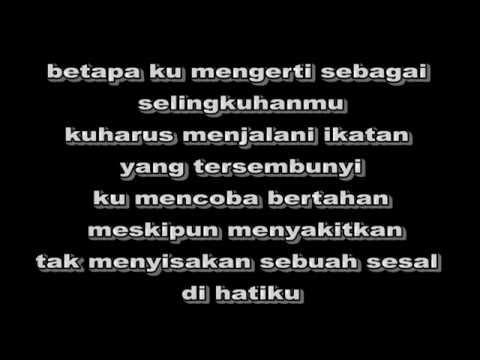 lirik lagu kereeenn merpati Tak Selamanya Selingkuh Itu Indah
