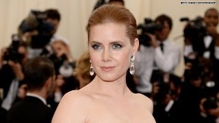 First-class move! Amy Adams gives up seat to soldier