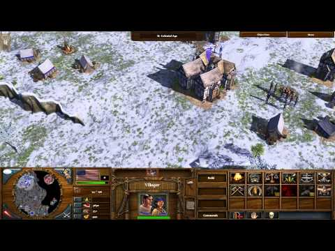 Age of Empires 3: The Warchiefs - 06 - Valley Forge