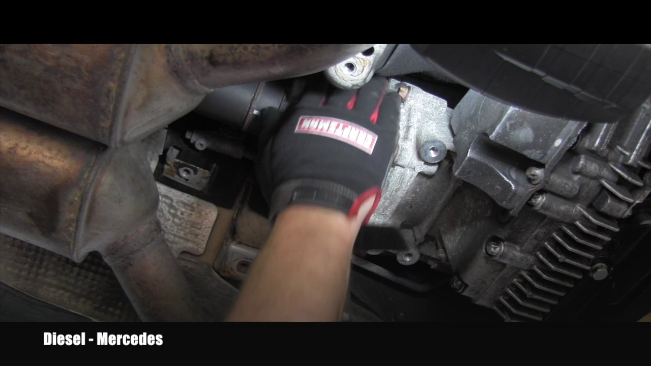 Mercedes 4MATIC Transfer Case Fluid Replacement