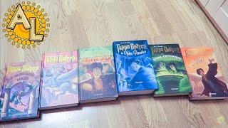 Книги, книги... Моя история с Гарри Поттером 13.12.2016