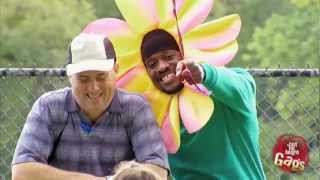 Angry Flower Man Prank