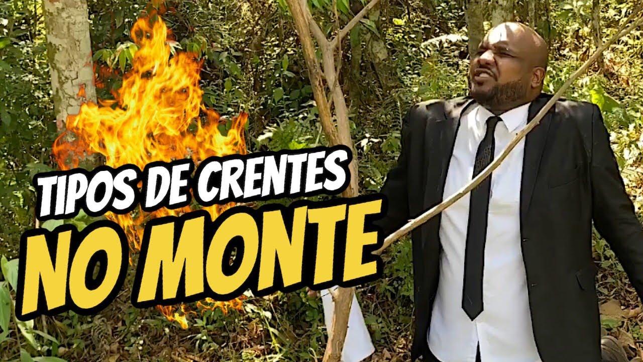 CRENTE NO MONTE - Pr. Jacinto Manto | Tô Solto