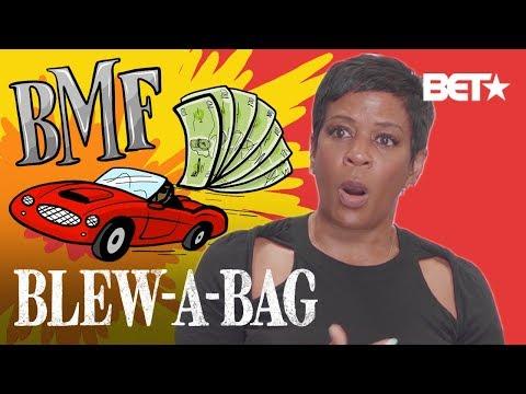 Osei The Dark Secret - Gotta See Blew A Bag. 1st Lady Of BMF Blew 500Ms