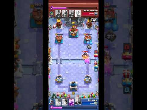 Clash of Royal.....1 on 1....... wait for end......🧠🤯almost there......