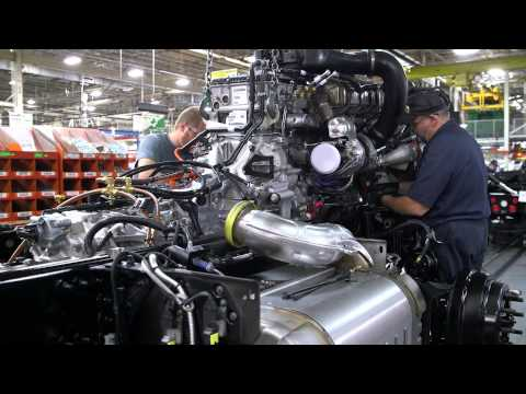 Daimler Trucks North America - A Great Place to Work
