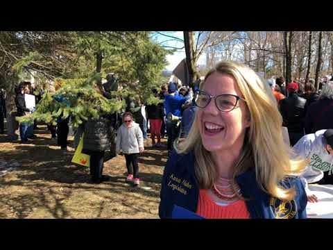 March For Our Lives Port Jefferson Station