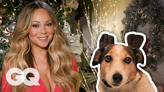 10 Things Mariah Carey Wants for Christmas | GQ Video