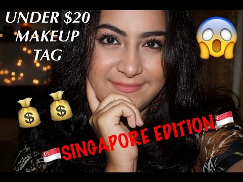 UNDER $20 MAKEUP TAG (SINGAPORE EDITION) |  CHIT CHAT | Khadijah Alsagoff