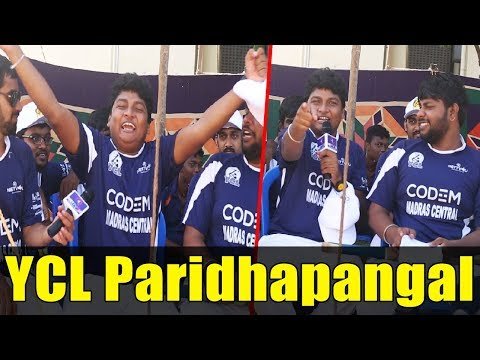 Madras Central Gopi & Sudhakar YCL Paridhapangal Live Performance In Youtubers Cricket League - 2017