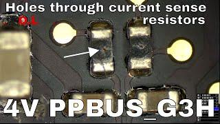 Retina Macbook Pro DEAD, PPBUS_G3H stuck at 4v.
