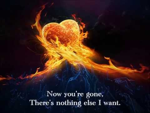 Céline Dion - Water and a Flame (Lyrics)