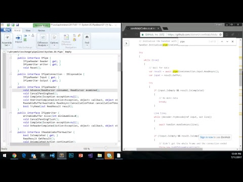 .NET Core Design Reviews: System.IO.Pipelines