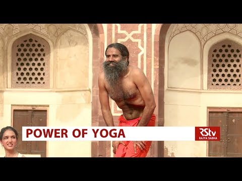 Yoga Day Challenge for Baba Ramdev