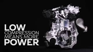 Un moteur Infiniti VC-Turbo à compression variable prêt pour la production