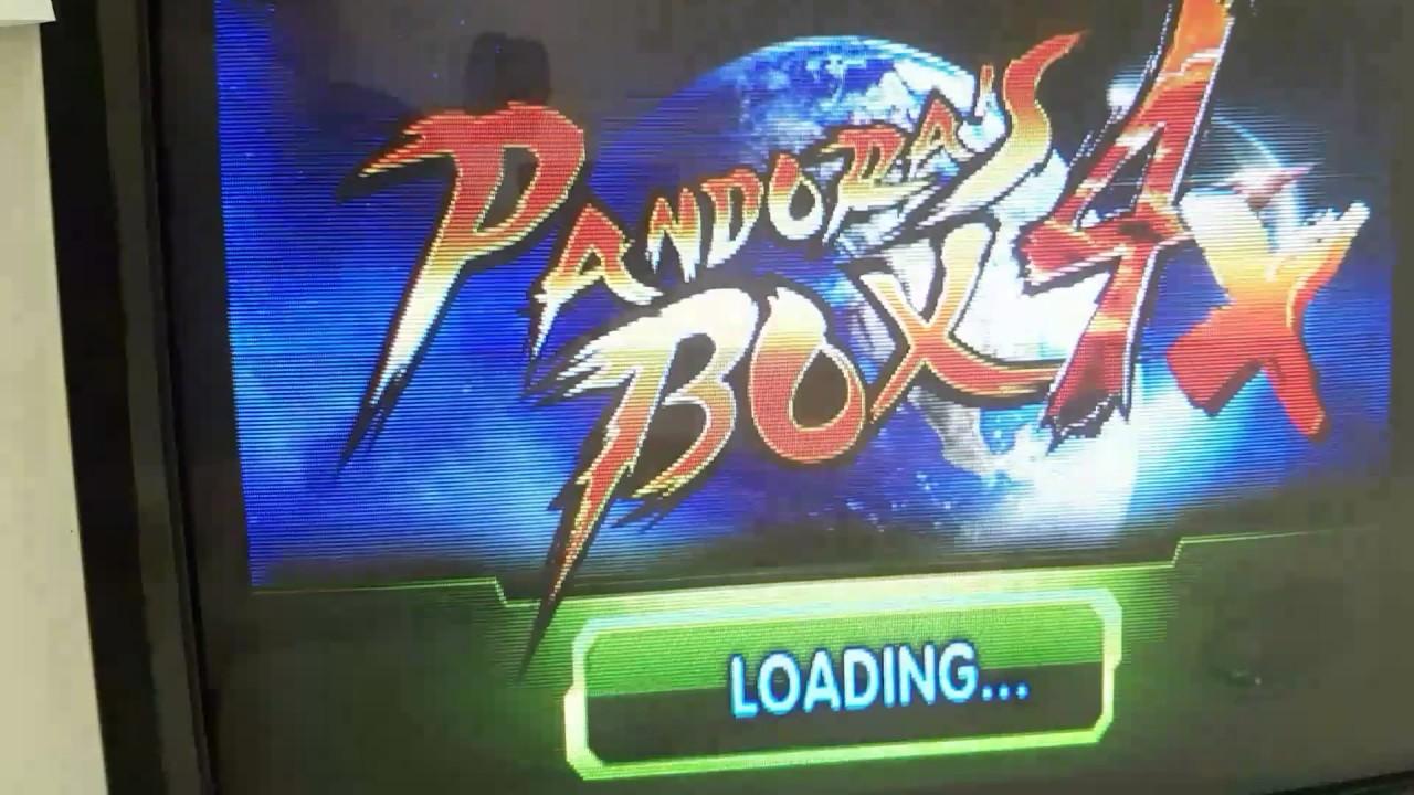 Pandora's box 4x PB4X hacked roms by Asure007