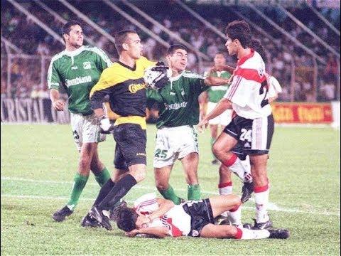 DEPORTIVO CALI 1X0 RIVER PLATE (ARG) - MARZO 4 De 1999 - CONMEBOL LIBERTADORES