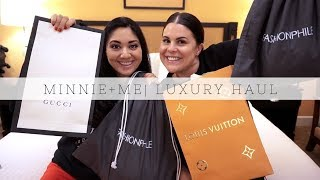 COLLECTIVE LUXURY HAUL WITH @MINKS4ALL | 2017