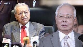Saudi Arabia has denied the RM2.6bil donation, what else does Najib want to say, says Tun M