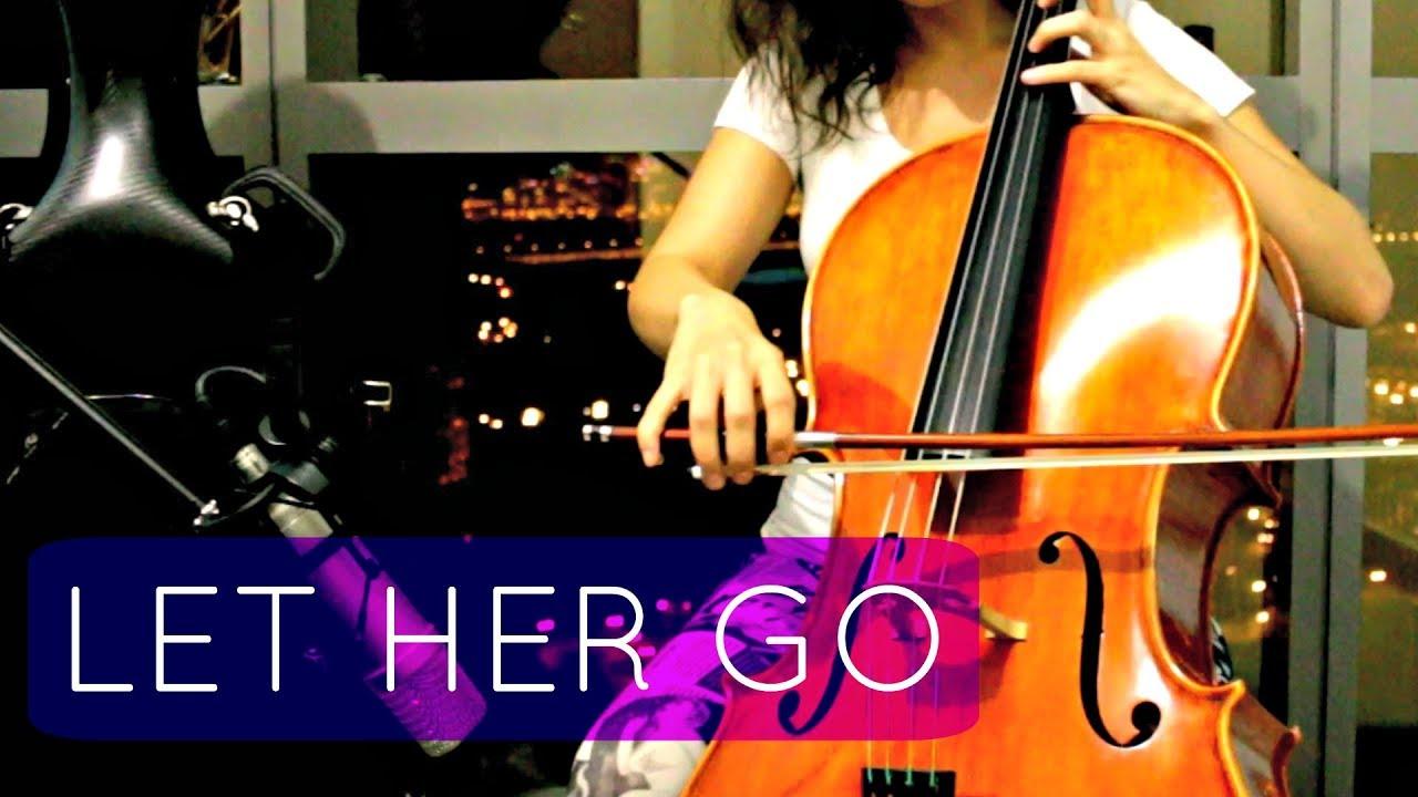 Passenger - Let Her Go (Cello Cover by Vesislava)