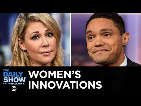 Women's Innovations That Men Love | The Daily Show thumbnail