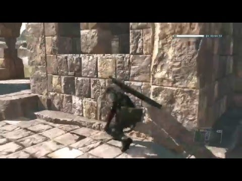 MGSV: Ep40 [Extreme] Cloaked in Silence S RANK NO FIREARM CQC ONLY