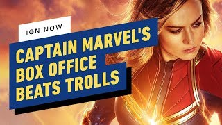 Captain Marvel's Box Office Success Defies Trolls
