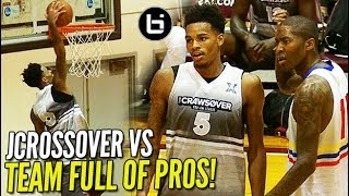 Jamal Crawford GOES OFF vs TEAM FULL OF PROS! DeJounte Murray, Marquese Chriss TAKE OVER Seattle!