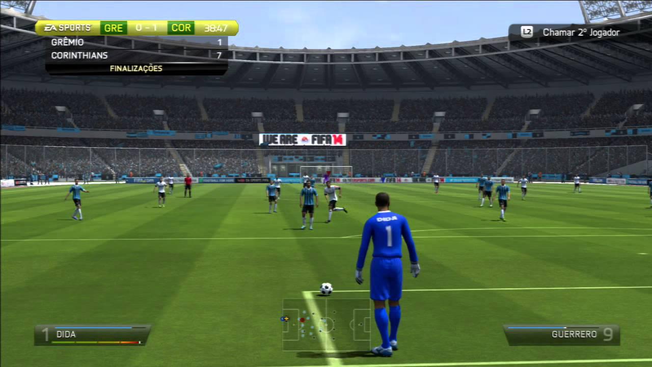 Grêmio vs Corinthians Copa do Brasil 2013 Jogo de Volta ...
