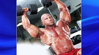 Bodybuilder Jay Bednar on Ric Drasin Live
