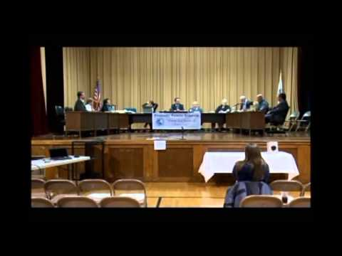 PEABODY SCHOOL COMMITTEE FAREWELL ADDRESS