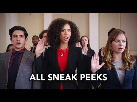 "For The People 1x01 All Sneak Peeks ""Pilot"" (HD) Shondaland legal drama"