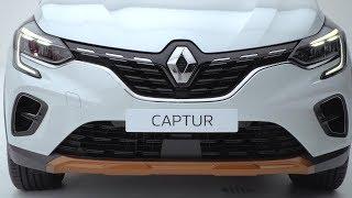 2020 Renault Captur - interior Exterior