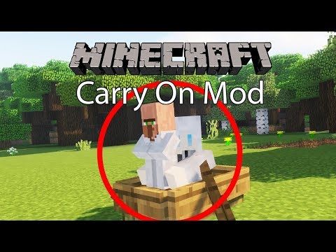 carry on mod minecraft