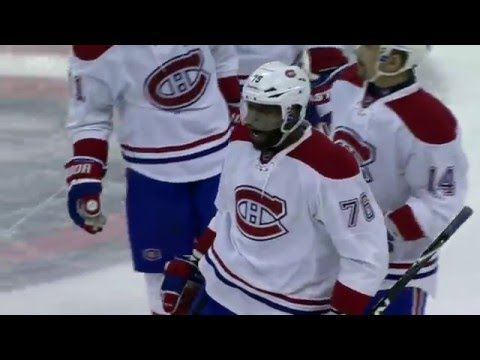 Gotta See It: Subban scores from centre ice then gets put in the box