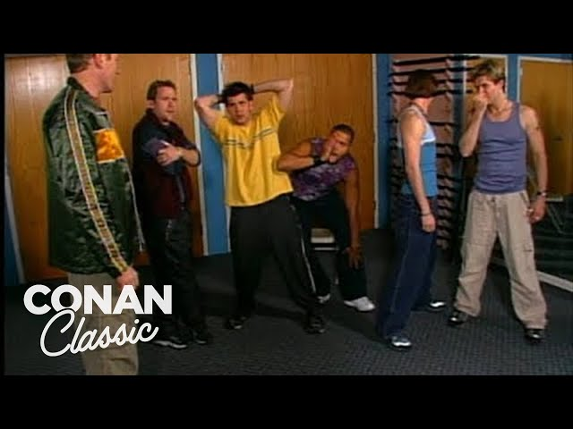 Conan Forms The Boy Band Dudez A-Plenti - Conan25: The Remotes