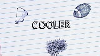 Iglooクーラーボックス40qtキャスター付き cooler