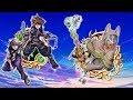 INSANE JAPAN PULLS! - 12,000 Jewels Spent - Kingdom Hearts Union X