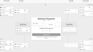 Sweet 16 Bracket Analysis (NCAA Tournament)