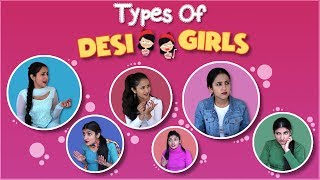 Types of Desi Girls -   Rakhi Lohchab  
