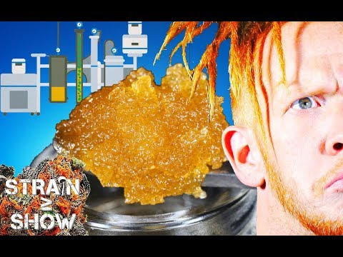 🤔How Is Live Resin Made?